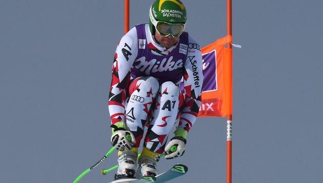 Klaus Kröll (Bild: AFP or licensors)