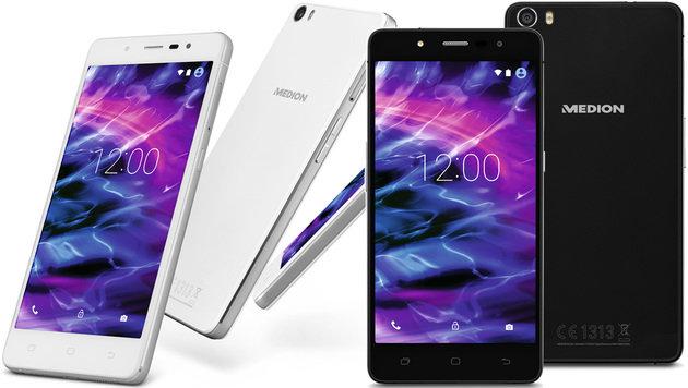 Medion enthüllt Handys & Tablets - bald bei Hofer? (Bild: Medion)