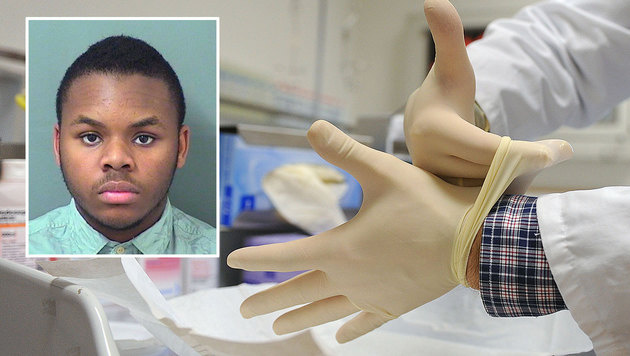 Malachi Love-Robinson wurde verhaftet, weil er sich als Arzt ausgab. (Bild: ASSOCIATED PRESS, APA/BARBARA GINDL)
