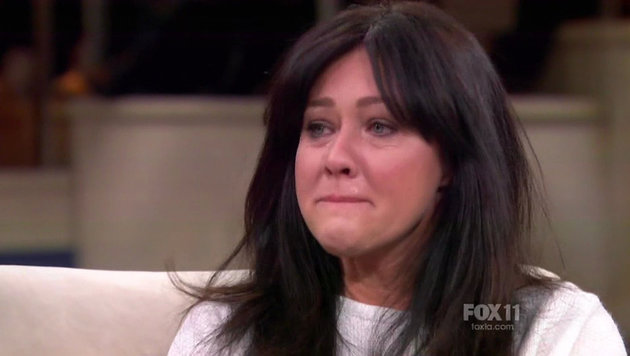 """Shannen Doherty erzählt in der """"Dr Oz Show"""", dass sie keine Kinder bekommen kann. (Bild: Viennareport)"""