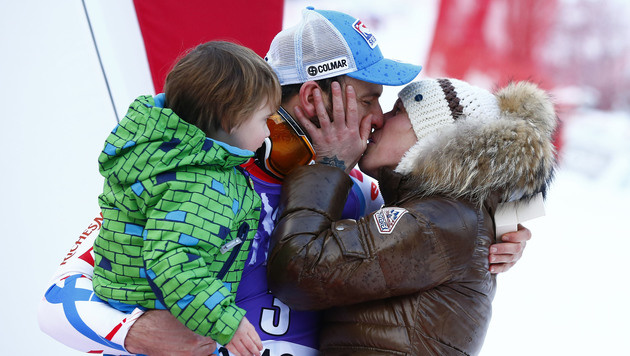 Alexis Pinturault gewinnt Kombi in Chamonix (Bild: AP)