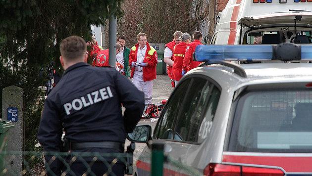 "Täter (41): ""Wusste gar nicht, wie kaputt ich war"" (Bild: Markus Schütz)"