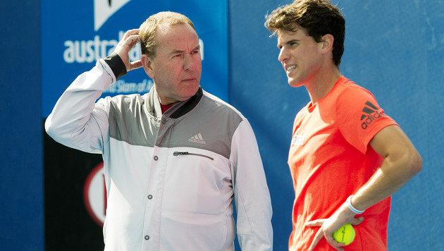 "Bresnik: Thiems Davis-Cup-Antritt ""unvernünftig"" (Bild: GEPA)"
