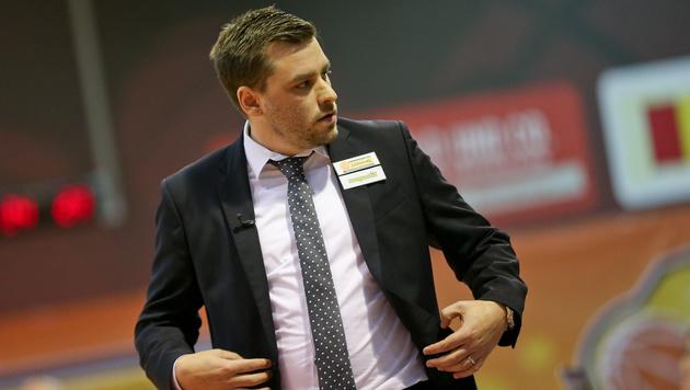 Güssing-Trainer Matthias Zollner (Bild: GEPA)