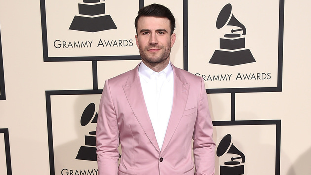 US-Countrystar Sam Hunt (Bild: Jordan Strauss/Invision/AP)