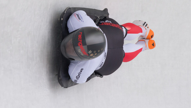 Janine Flock bei Heim-WM auf Medaillenkurs (Bild: APA/EXPA/JOHANN GRODER)