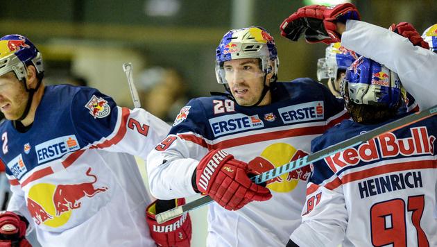 Salzburg und Capitals feiern Siege (Bild: GEPA)