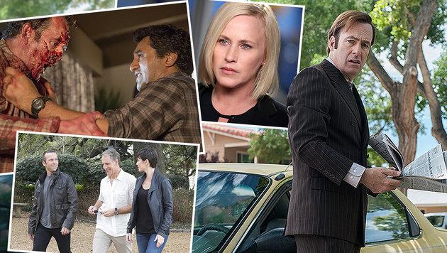 Top oder Flop? Aktuelle Serien-Ableger im Check (Bild: CBS, AMC, AMC/Sony)