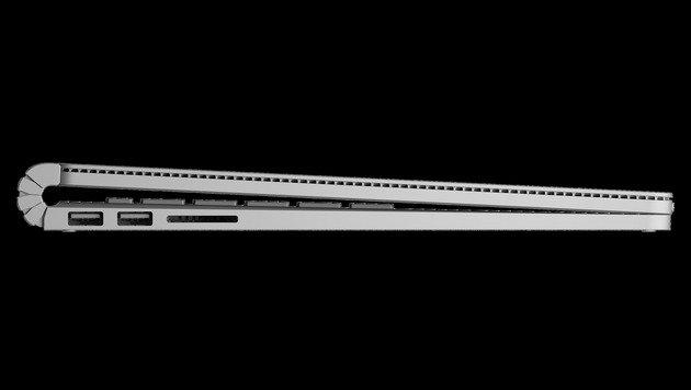 Microsoft Surface Book: Der ultimative Laptop? (Bild: Microsoft)