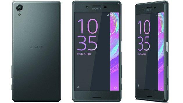 Sony Xperia X (Bild: Sony)