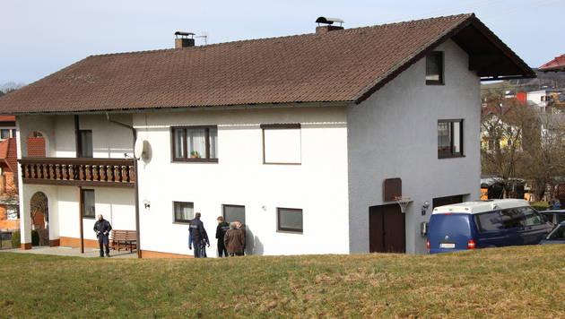 58-Jähriger ersticht Ehefrau und tötet sich selbst (Bild: Matthias Lauber/laumat.at)