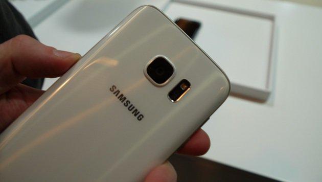 Samsung enthüllt Galaxy S7 und VR-Kamera Gear 360 (Bild: Dominik Erlinger)