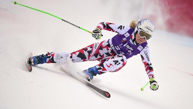 Tamara Tippler (Bild: APA/AFP/OLIVIER MORIN)