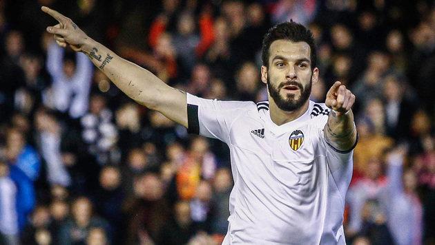 Rapid-Gegner Valencia feiert 2. Liga-Sieg in Serie (Bild: AFP or licensors)
