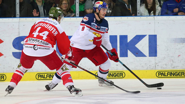 Salzburg geht 1:4 unter, aber rettet Platz eins (Bild: GEPA pictures)