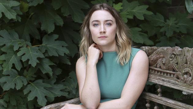 Saoirse Ronan (Bild: Amy Sussman/Invision/AP)