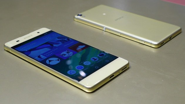 Xperia X: Was kann Sonys neue Smartphone-Reihe? (Bild: Dominik Erlinger)