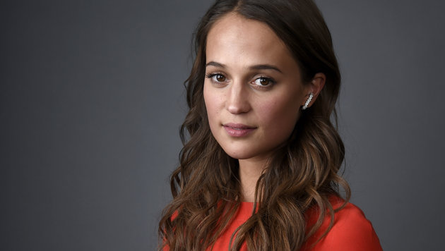 Alicia Vikander (Bild: Chris Pizzello/Invision/AP)