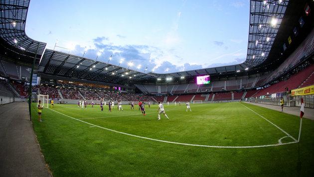 Französischer Supercup im August in Klagenfurt (Bild: GEPA)