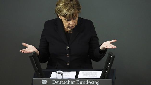 """""""Merkels Einladungspolitik moralisch verwerflich"""" (Bild: Associated Press)"""