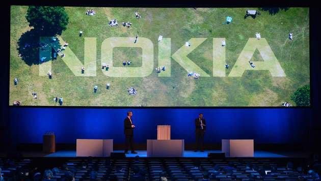 """Nokia: """"Keine Eile bei Rückkehr in Handy-Markt"""" (Bild: AFP)"""