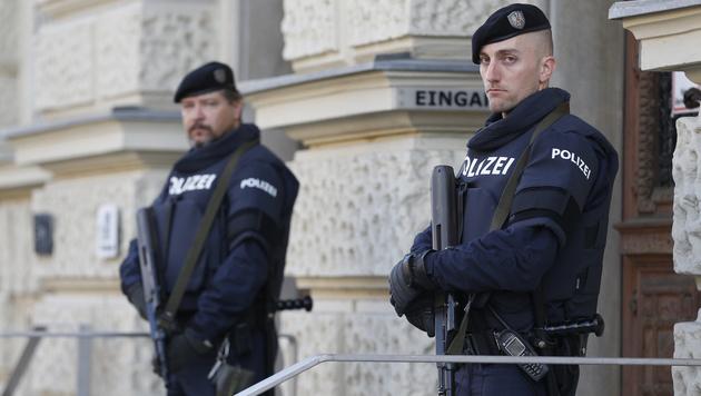 Terror-Prozess gegen Mirsad O. in Graz gestartet (Bild: APA/Erwin Scheriau)