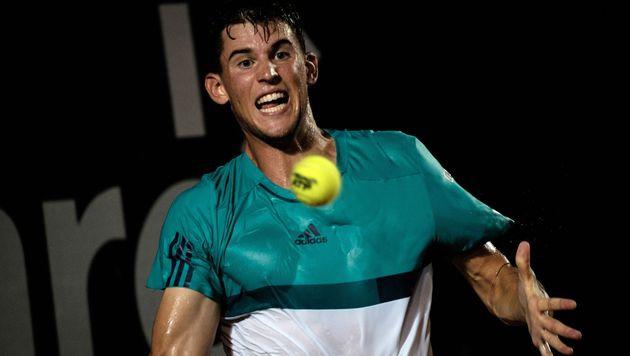Thiem fällt um einen Platz im ATP-Ranking zurück (Bild: APA/AFP/YASUYOSHI CHIBA)