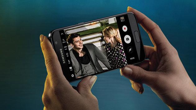 Samsung Galaxy S7: Erfüllt es die Erwartungen? (Bild: Samsung)