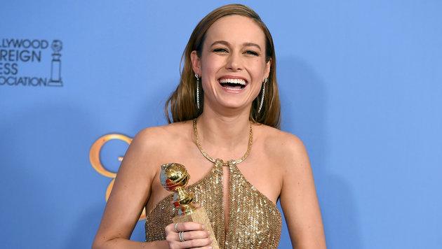 Brie Larson (Bild: Jordan Strauss/Invision/AP)