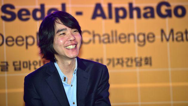Google-Computer tritt gegen Go-Champion an (Bild: AFP)