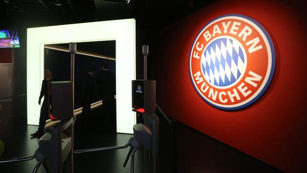 """""""Besenstielräuber"""" wollte FC Bayern erpressen (Bild: GEPA)"""