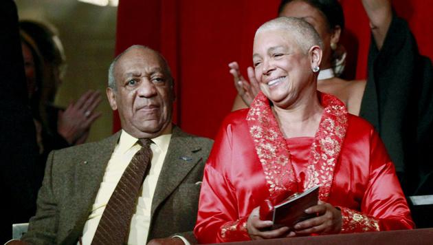 Bill Cosbys Ehefrau Camille sagte erstmals gegen den Schauspieler aus. (Bild: AP)