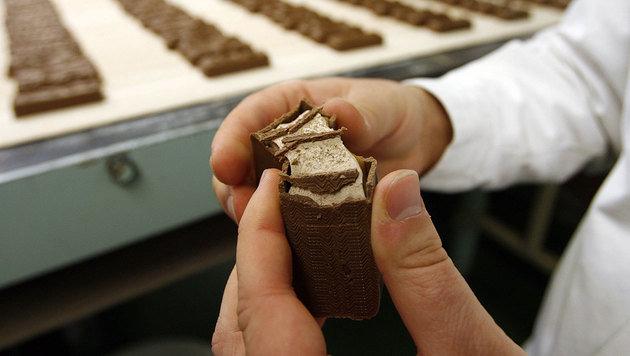 Mars ruft Millionen Schokoriegel zurück (Bild: OLIVIER MORIN/AFP/picturedesk.com)
