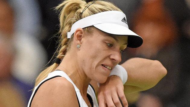 Melbourne-Siegerin Kerber verliert bei Comeback (Bild: AP)