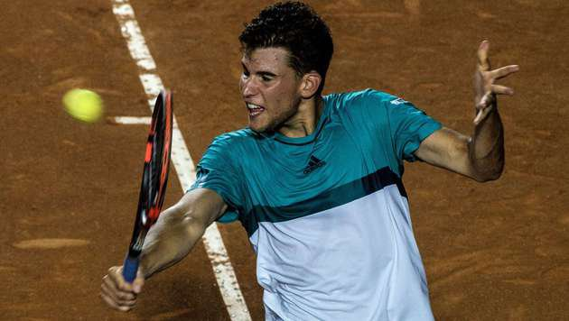 "Thiem sagt ""Ja"" zum Davis Cup - großes Aufatmen (Bild: APA/AFP/YASUYOSHI CHIBA)"