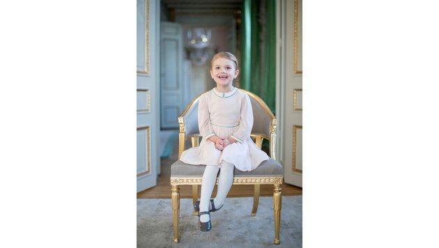 Prinzessin Estelle (Bild: Kate Gabor/Kungahuset)