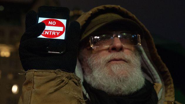 FBI-Hack funktioniert nicht bei neuen iPhones (Bild: APA)