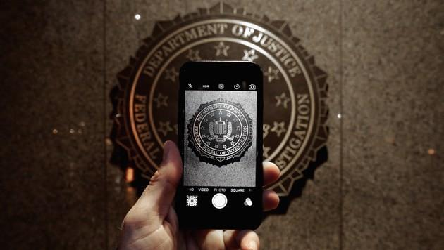 FBI zahlte Millionenbetrag für iPhone-Hack (Bild: APA)