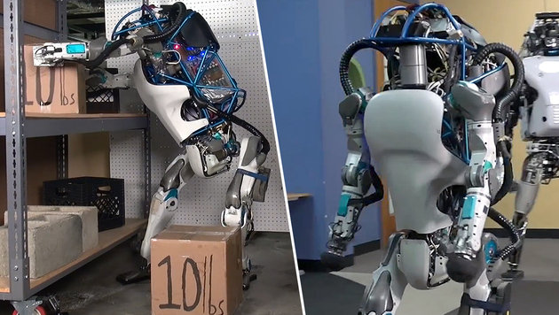 Google verkauft Boston Dynamics nach Japan (Bild: YouTube.com)