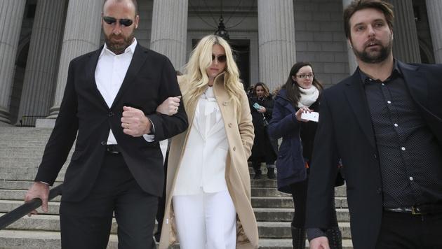 Kesha erhebt harte Vorwürfe gegen ihren Produzenten. (Bild: AP)