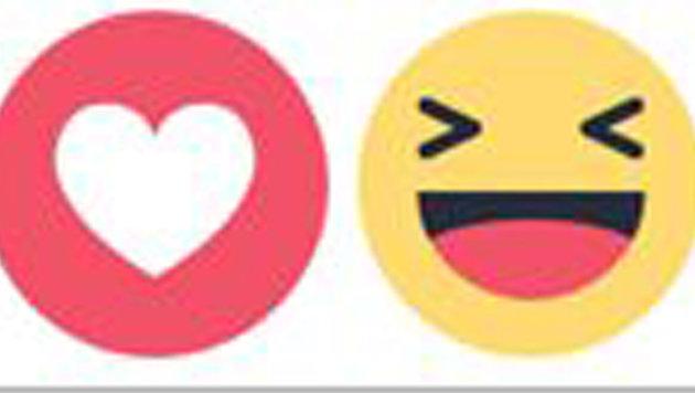 """""""Facebook hat ab sofort 5 neue Emojis neben Likes (Bild: Facebook)"""""""
