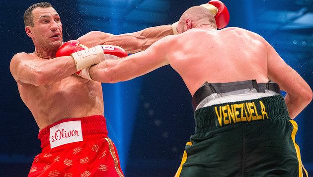 Irre! Fury verarscht Box-Welt mit Fake-Rücktritt (Bild: APA/dpa/Rolf Vennenbernd)
