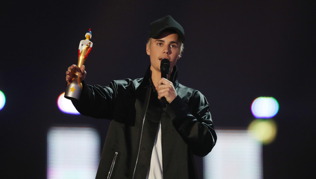 Justin Bieber (Bild: Joel Ryan/Invision/AP)