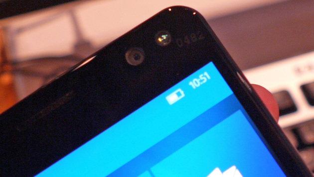 HP x3: Was kann der PC im Smartphone-Pelz? (Bild: Dominik Erlinger)