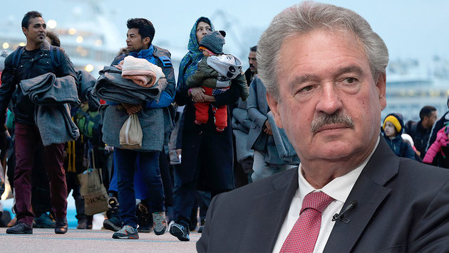 Luxemburgs Außenminister Asselborn (Bild: AP, APA/AFP/SOEREN STACHE)
