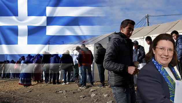 Griechische Botschafterin aus Wien abgezogen (Bild: AP, thinkstockphotos.de, IAEA Imagebank)