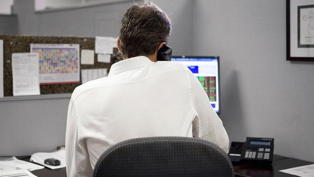 Mann schlägt Unternehmer (42) in Büro spitalsreif (Bild: thinkstockphotos.de)