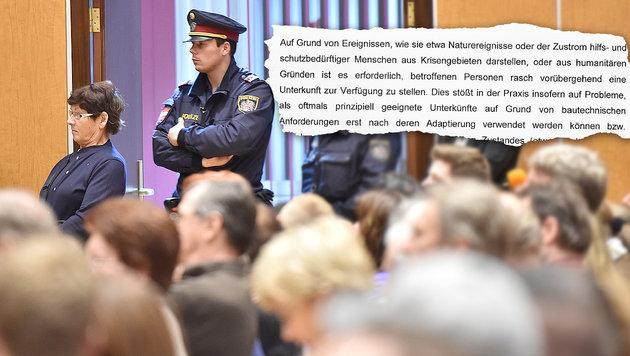 Bei der B�rgerversammlung in Liesing konnten Anrainer noch mitreden. (Bild: Patrick Huber, Magistratsdirektion der Stadt Wien)