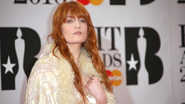 Florence Welch (Bild: Joel Ryan/Invision/AP)