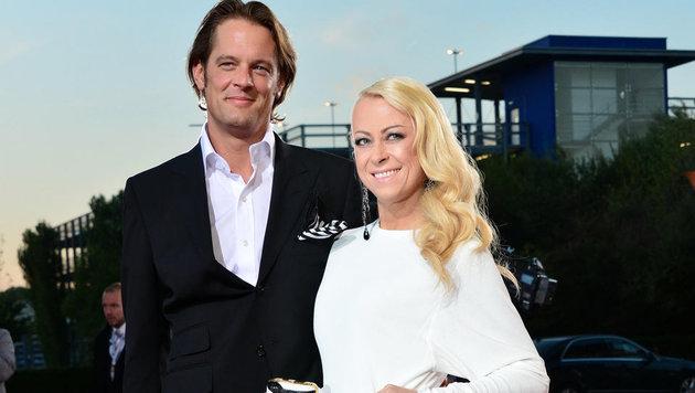 Steffen von der Beek und Jenny Elvers (Bild: Timm/face to face)